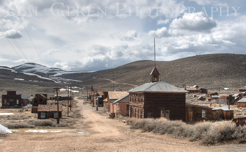 Patchwork Wall<br /> Bodie, California<br /> 1005T-BH24j<br /> Photo by Joann Geren