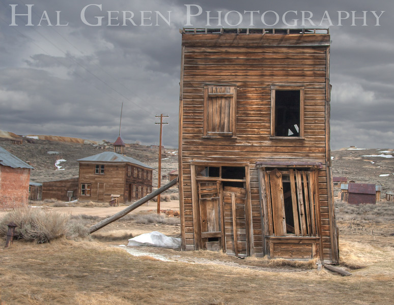 Patchwork Wall<br /> Bodie, California<br /> 1005T-BH14j<br /> Photo by Joann Geren