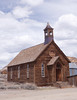 Methodist Church<br /> Patchwork Wall<br /> Bodie, California<br /> 1005T-BC2