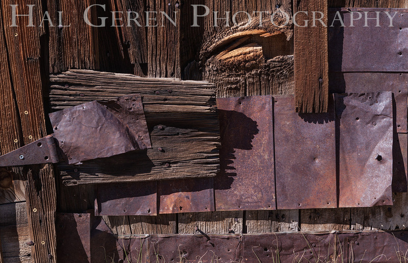 Patchwork<br /> Bodie, California<br /> 1207B-P2