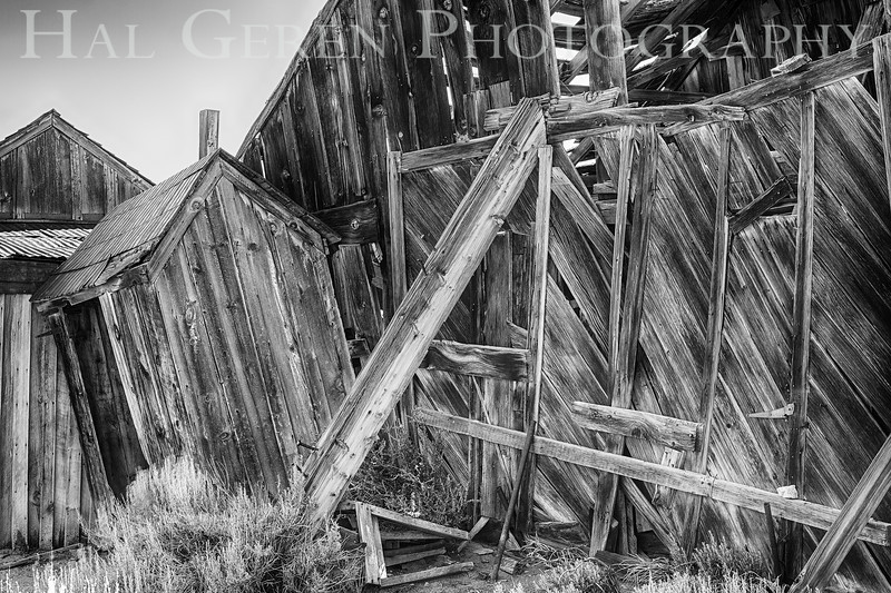 Structural Issues<br /> Bodie, California<br /> 1207B-BH19BW1