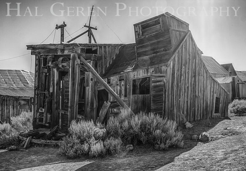 Sawmill<br /> Bodie, California<br /> 1207B-BH21BW1