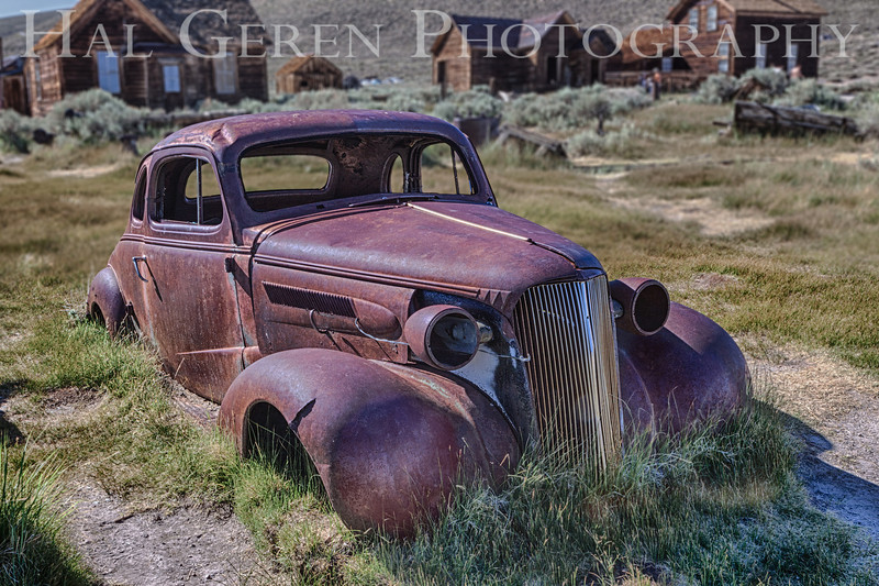 Still Cruisin'<br /> Bodie, California<br /> 1207B-CH2
