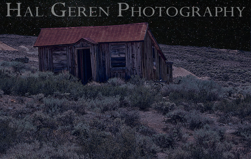 Starlight<br /> Bodie, California<br /> 1207B-BH28E3