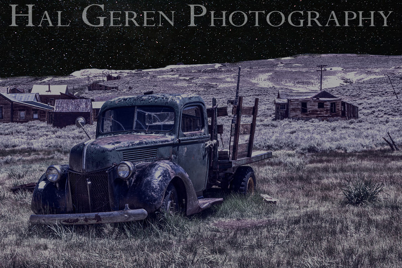 The Ghost Town of Bodie, California<br /> 1207B-BTH1E1