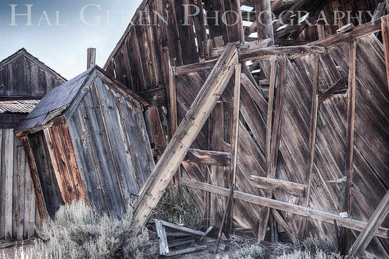 Structural Issues II<br /> Bodie, California<br /> 1207B-BH19