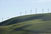 Windmills<br /> Altamont Pass, California<br /> 0903W-W1