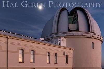 Lick Observatory Mt Hamilton,  Ca 1709A-D1