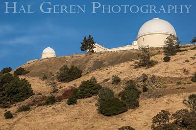 Lick Observatory Mt Hamilton,  Ca 1709A-O3