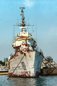 Navel Museum Destroyer Qingdao, China 1406C-DT4E1