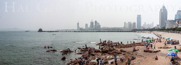 Qingdao Pier Qingdao, China 1406C-QPP5