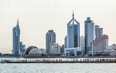 Qingdao Pier Qingdao, China 1406C-Q15