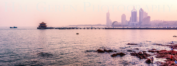 201406 China - Qingdao Pier Pan 10