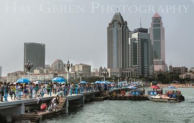 Qingdao Pier Qingdao, China 1406C-Q16