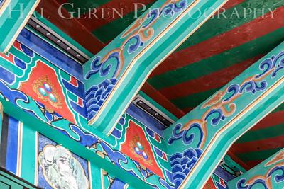 Qingdao Pier Pagoda Detail Qingdao, China 1406C-QPPD2