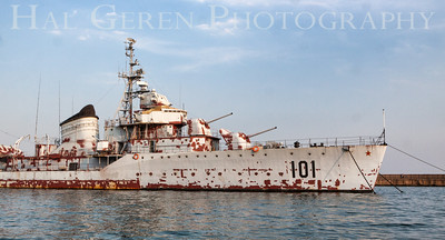 Navel Museum Destroyer Qingdao, China 1406C-DT6