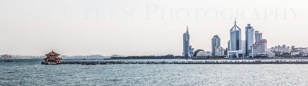 Qingdao Pier Qingdao, China 1406C-QPP14