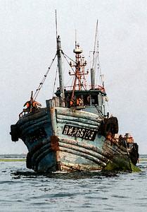 Fishing Boat with Open Net Qingdao, China 1406C-FB1E3