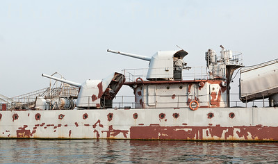 Navel Museum Destroyer Qingdao, China 1406C-DT3