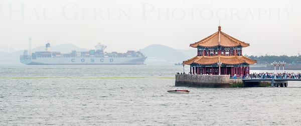 Qingdao Pier Qingdao, China 1406C-Q3