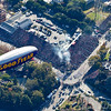 Goodyear Blimp at 2010 Rose Parade