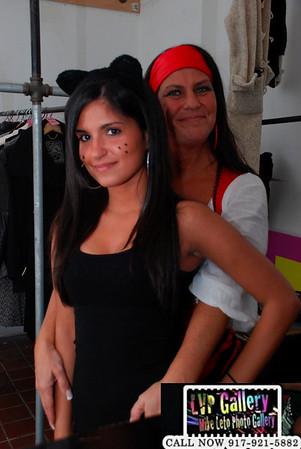 Deko Halloween Party 2008