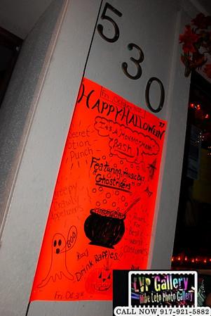 Valeno Grill Halloween 2008