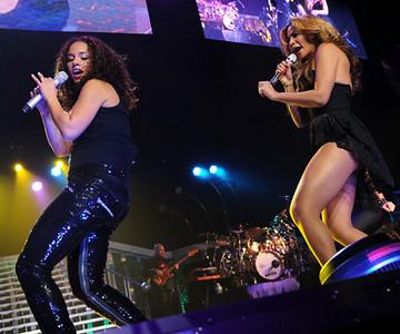 Alicia Keys Concert MSG NYC