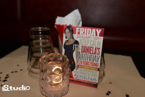 Daniela's Birthday @ Arena