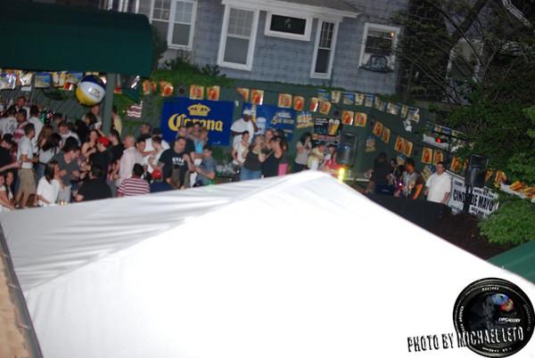 The Wild Goose Cino De Mayo Bash 2010