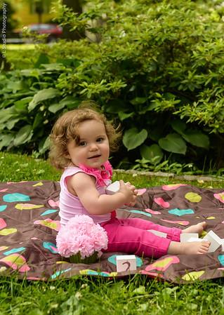 Elliana's Park Photoshoot