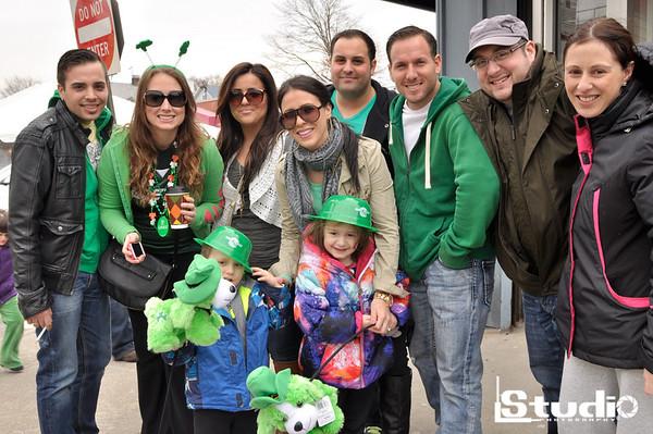 St Patricks Parade Day 2014