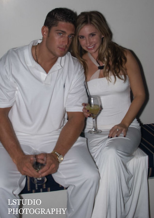 White Out Party 9-9-11
