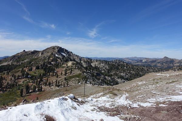 Granite Chief (9,009) / Squaw Peak (8,875) - Sept 24, 2017