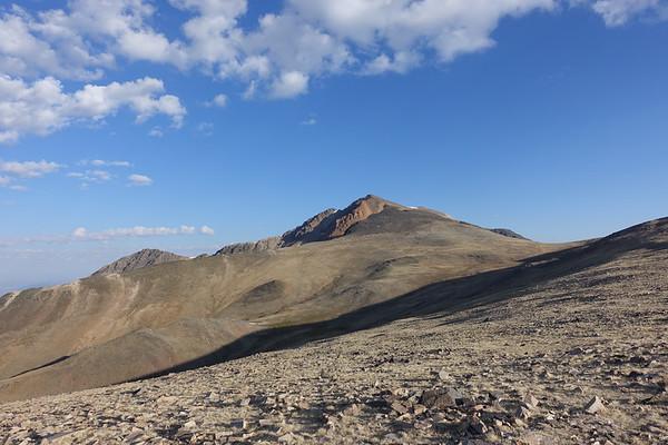 Reed (aka Cold) Mountain (11,033) / White Mountain Peak [x5 (14,252) - Sept 2-3, 2017]