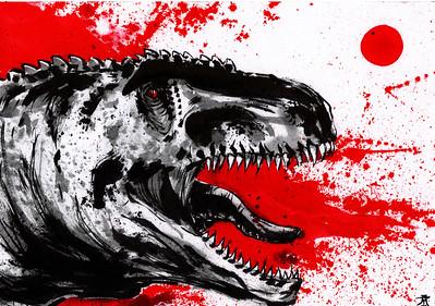 Giganotosaurus scream