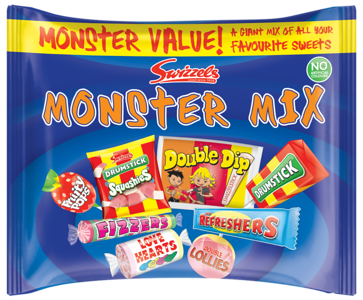 74032 Monster Mix 310g Bag