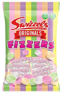 82351 Originals Fizzers 170g Bag