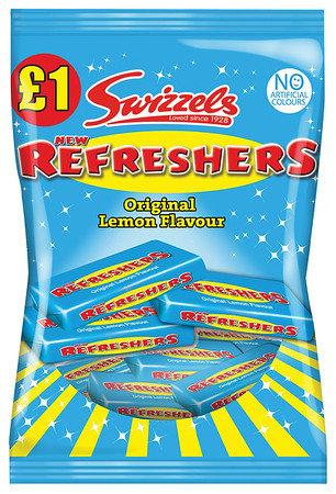 73489 New Refreshers Bag 150g 1 PMP Bag