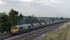 66509, 6C14, Colton Junction, Fri 26 July 2013 - 1841.   Freightliner's 1353 North Blyth - West Burton power station coal.