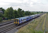 158901 & 158816, Colton Junction, Fri 26 July 2013 - 1827.  Northern's 1818 York - Hull.