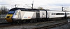 43308 & 43238, Highland Chieftain, Darlington, 15 November 2009 - 1537 2
