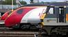 390001 Virgin Pioneer & 90022 Freightconnection, Euston, 13 May 2005 - 1525