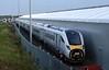 801201, Hitachi Rail Europe assembly plant, Newton Aycliffe, Tues 26 September 2017 1.  Nine-car EMU IET for the ECML.