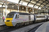 43317, Newcastle, Wed 9 October 2013 - 1158.  East Coast's 0752 Aberdeen - King's Cross, with 43312 on the other end.