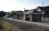 Cromer station, Sat 31 August 2013 2