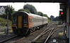 158865, Wymondham, Wed 28 August 2013 - 1710.  East Midlands Trains' 1657 Norwich - Manchester Piccadilly.
