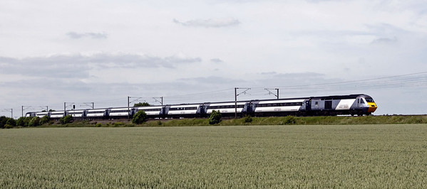 Northallerton trains, 2010