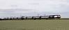 Southbound 43318 & 43317, East Cowton, Wed 23 June 2010 - 1331