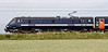 Southbound 82205 & 91118, East Cowton, Wed 23 June 2010 - 1637 2